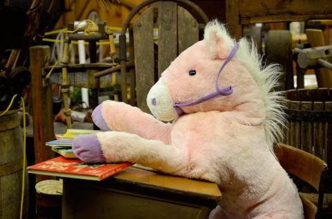 horse-figger